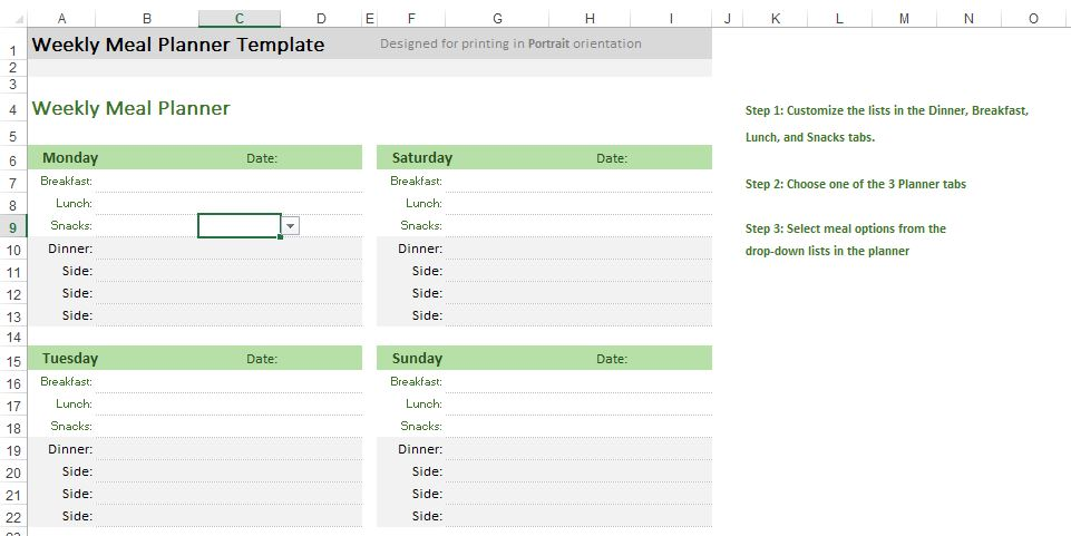 weekly-meal-planner-excel-template-1